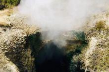 美国·黄石泥火山—原色原味原生态