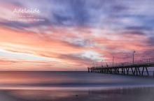 #向往的生活 在城市边上的格雷尔海滩艳遇最美好的日落