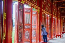 顺化,越南般的古风中国故宫