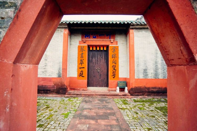 Tangwei Ming and Qing Dynasties Ancient Village4