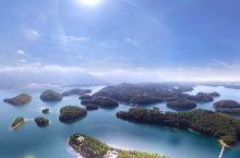 再一次360度领略江西庐山西海的美