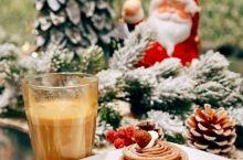 Mew探店·用圣诞装饰性冷淡风的seesaw coffee