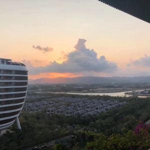 三亚艾迪逊酒店·星空吧 SKY BAR旅游景点攻略图