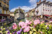 阿尔卑斯最美小镇--安纳西独家徒步旅游攻略