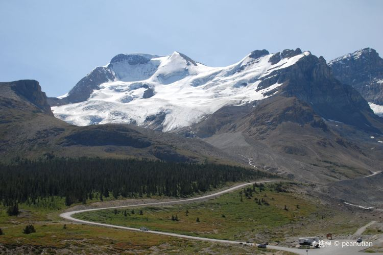 Columbia Icefield Discovery Centre4