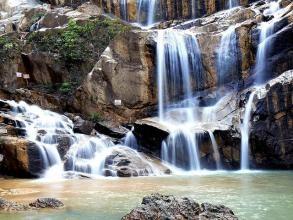 Sungai Pandan Waterfall旅游景点攻略图