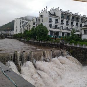 黄山汤口镇旅游景点攻略图