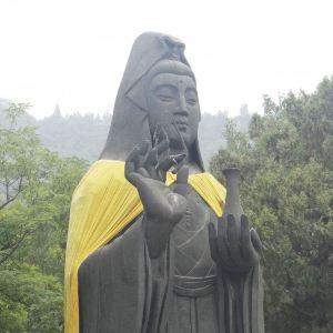 千佛山旅游景点攻略图
