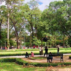 暹粒公园旅游景点攻略图