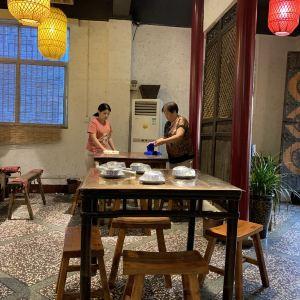 关中道陕味艺术餐厅(西岳庙店)旅游景点攻略图