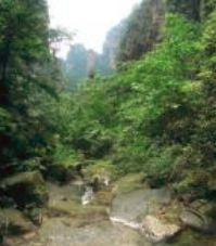 清风峡风景区旅游景点攻略图