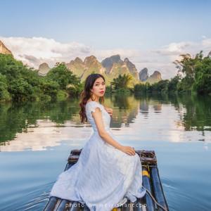 阳朔游记图文-自驾诗一般的阳朔,感受山水间最美的模样