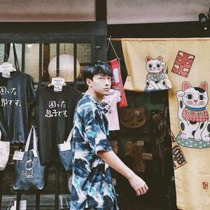 冈山游记图文-第N次去日本,我来了次真正的小众旅行!