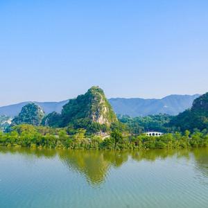 肇庆游记图文-城中有山,山中有水丨肇庆的湖光山色之旅