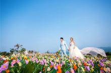 携手漫步花海间-蜜月旅拍婚纱照首选这七个景点