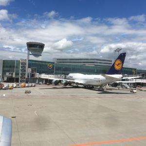 法兰克福机场旅游景点攻略图