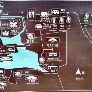 千灯古镇旅游景点攻略图