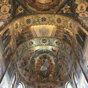 救世主滴血大教堂旅游景点攻略图