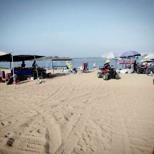 玉带滩旅游景点攻略图