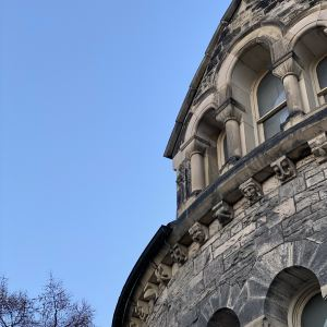 多伦多大学旅游景点攻略图
