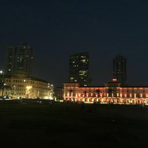 加勒菲斯绿地广场旅游景点攻略图
