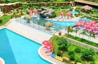 沙灣溫泉旅遊區