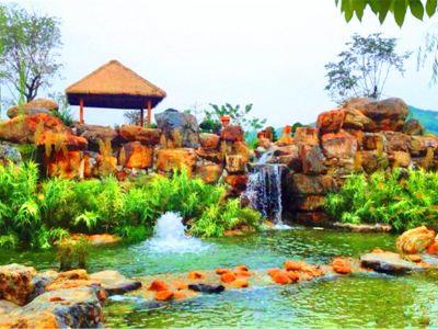 Fenghuang (Phoenix) River Hot Springs