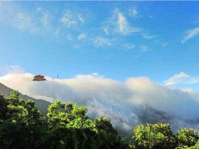 沂蒙山観光区