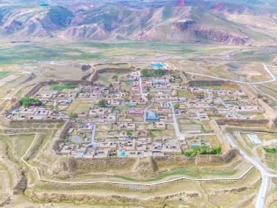 Bajiao City Ruins