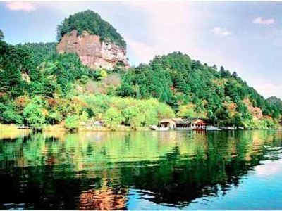 Zheyang Mountain Tourist Scenic Area
