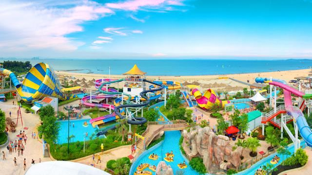 Jupengfei Dream Coast Vacation Area