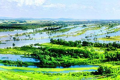 七星河濕地國家級自然保護區
