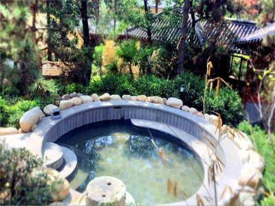 Mengshan Kanggu Hot Spring