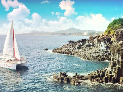 Shangri-la yacht tour in JEJU