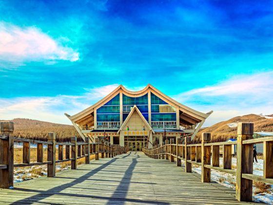 阿爾山溫泉