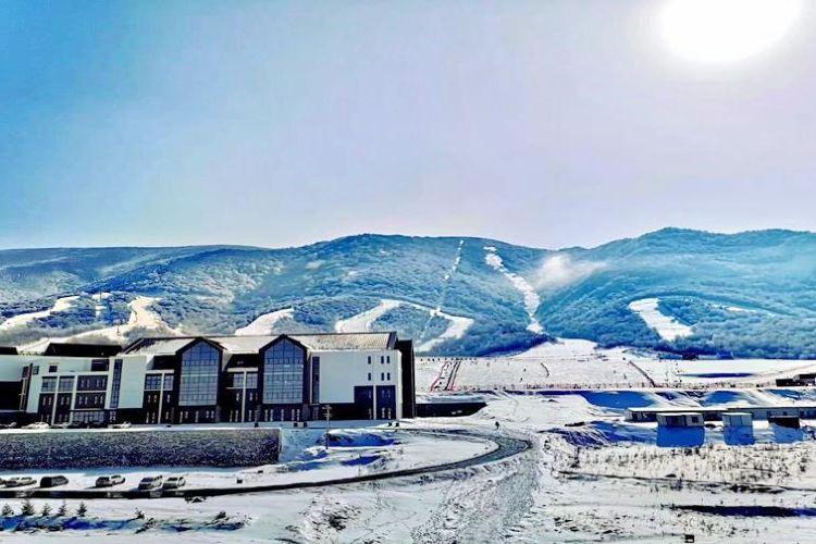 Mount Ao Ski Resort