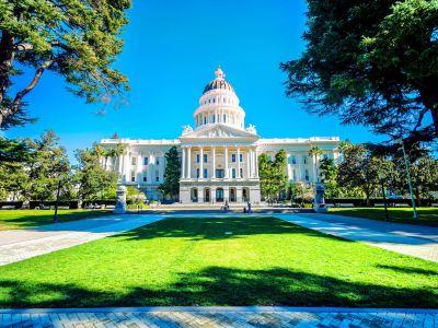 加州州政府和博物館