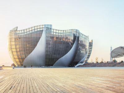 The Xuzhou Concert Hall