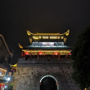 乾州古城旅游景点攻略图