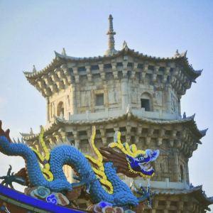 六胜塔旅游景点攻略图