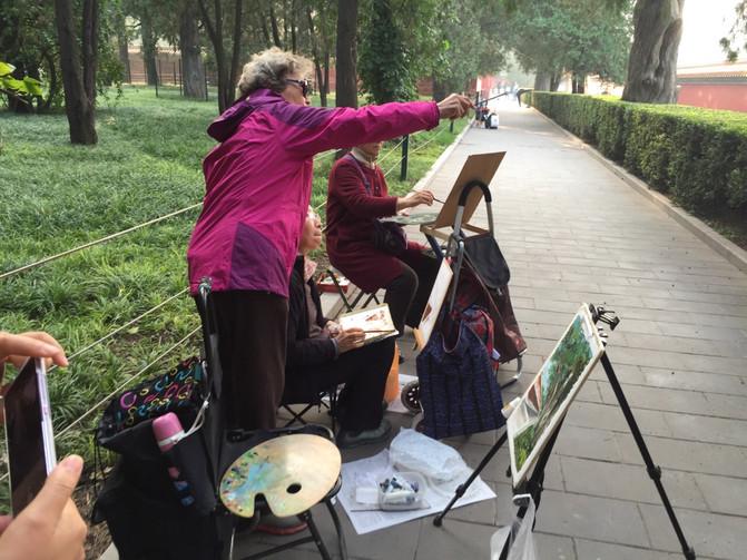 北京和平里丨居然还有这种气质宾馆,Let me tell you #探秘#放松心情# – 北京游记攻略插图4