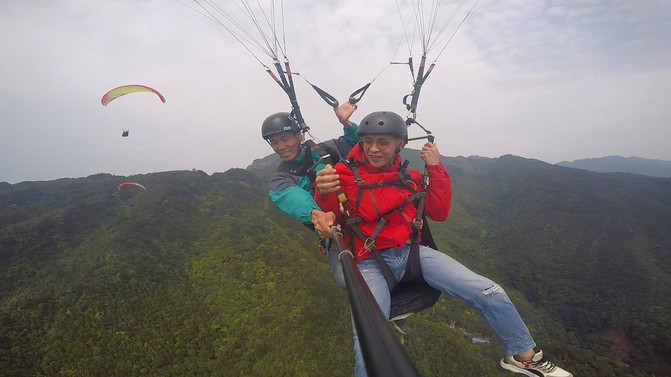 不知去哪飞滑翔伞的看过来∣干货 – 南宁游记攻略插图5