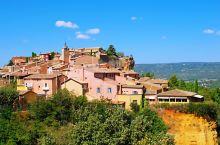#瓜分10000元#普罗旺斯的三颗明珠-法国最美小镇