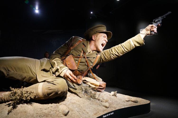 紐西蘭國家博物館4