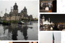 #激情一夏#水菱环球之旅の墨西哥城宪法广场