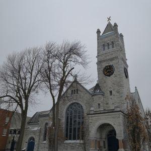 St. Andrew's Presbyterian Church旅游景点攻略图