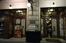 布宜诺斯艾利斯百年咖啡店