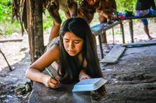 #向往的生活#游走亚马逊丛林,探秘原始部落