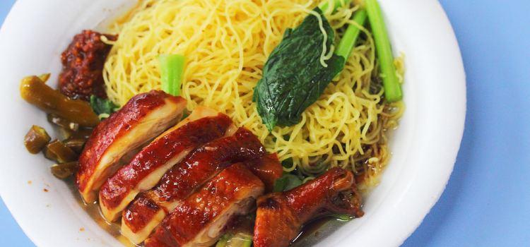 Liao Fan Hawker Chan Chinatown Complex Branch