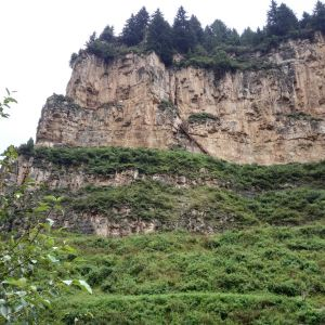 石门悬棺旅游景点攻略图